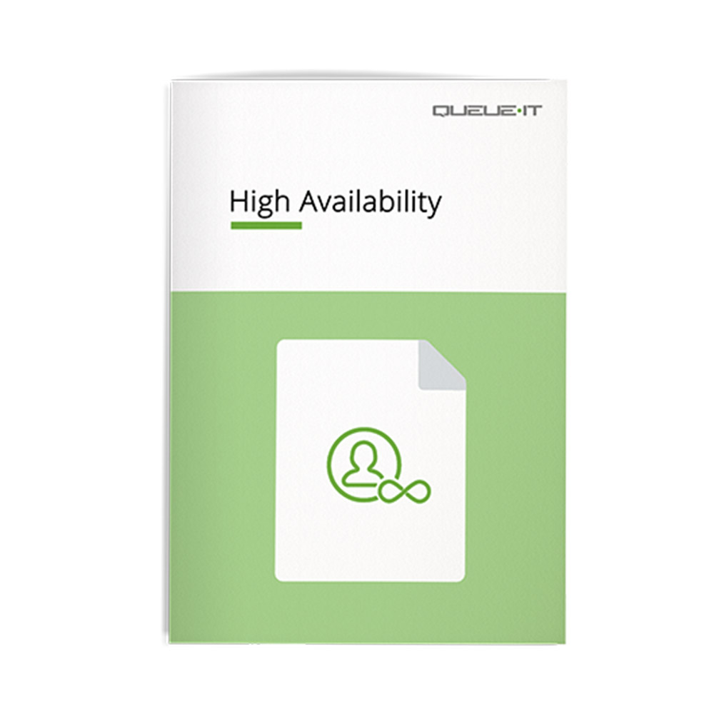 Queue-it High Availability white paper