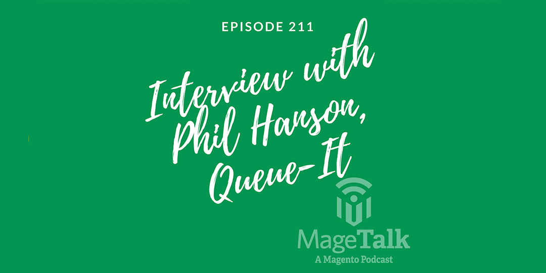 Interview with Phil Hanson Queue-it