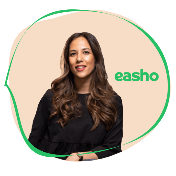 Sonya Chatwani, Co-Founder, Easho