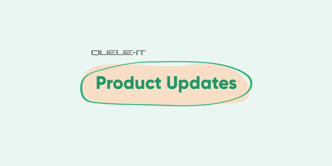 Queue-it Product Update Secure Sharing