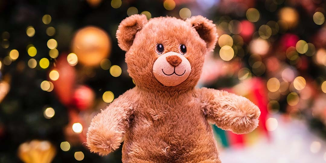 teddy bear lights